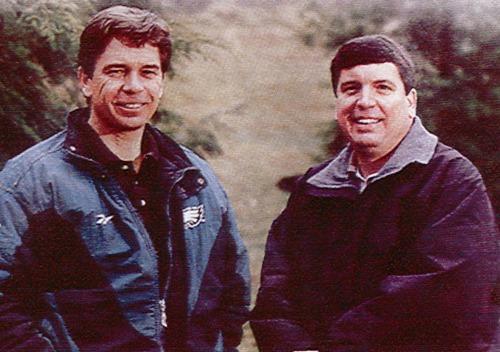 Mike & John Caramanico